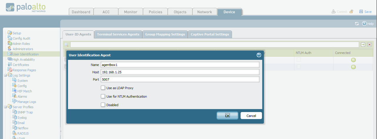 Integrate your Aruba Wireless User Data with your Palo Alto ...